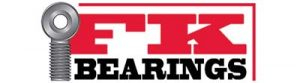 This is the logo image of our sponsor, FK Bearings.